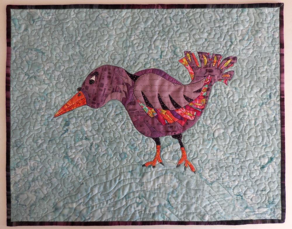 purple bird 1000