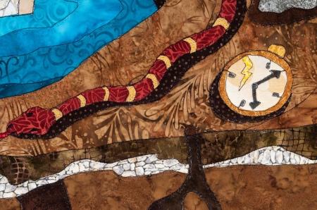 Kathy Nida fiber artist