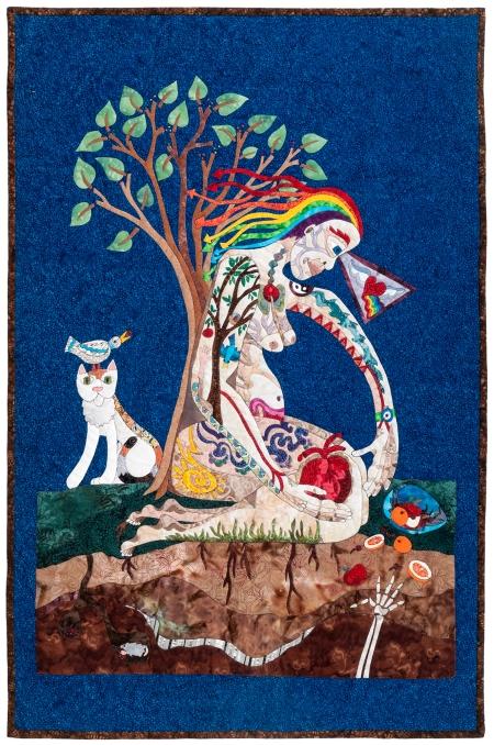 Art Quilts and Fiber Arts